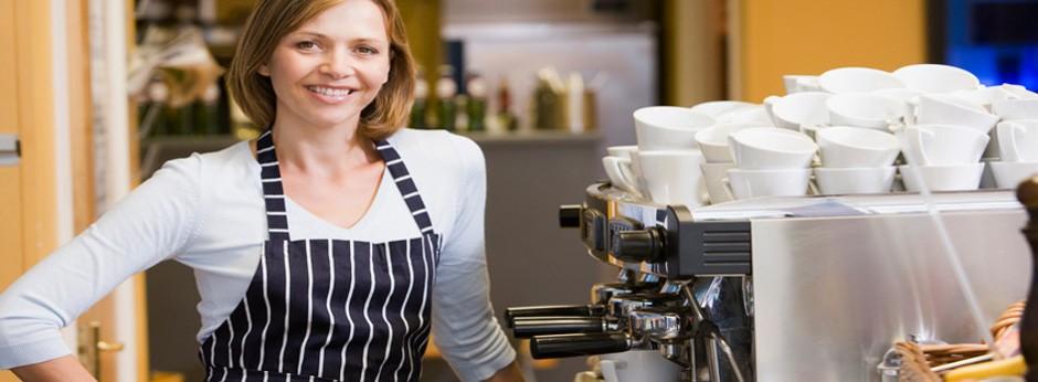 Servicio de café profesional para hostelería