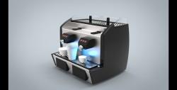 Máquina de café en capsulas para hosteleria