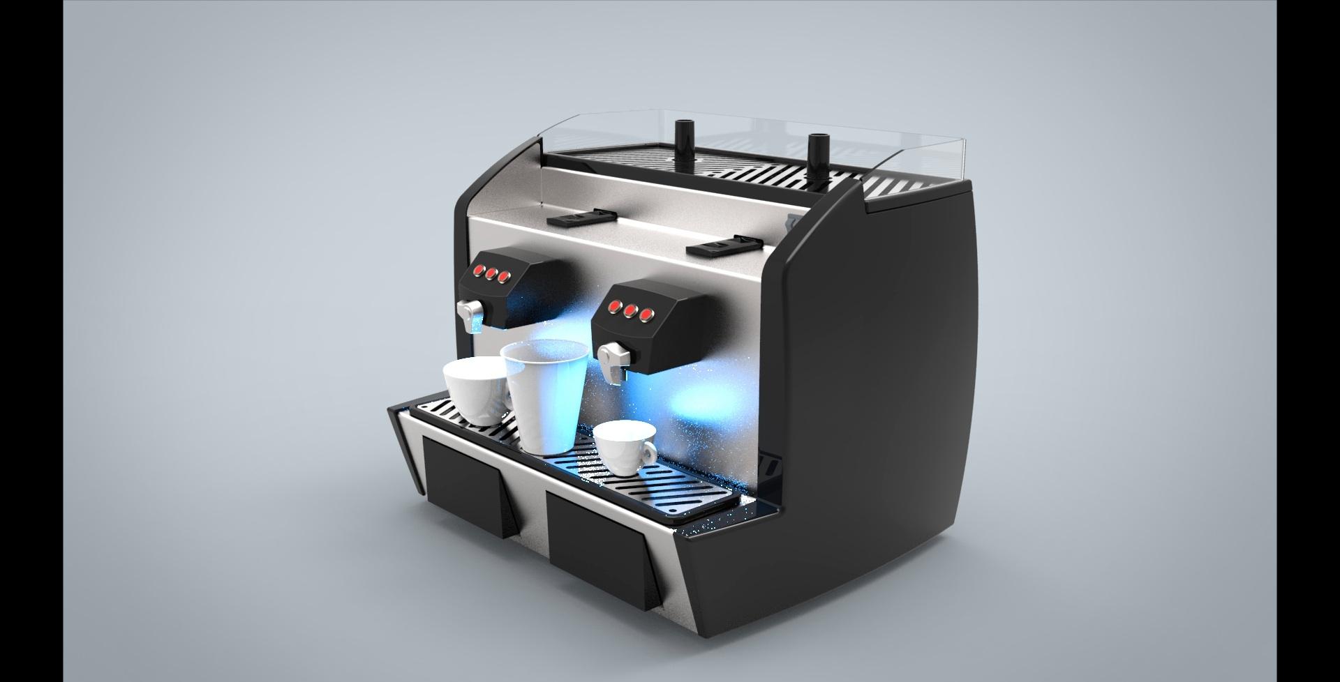 MIL M - Maquina cafe. Compra-venta de mobiliario