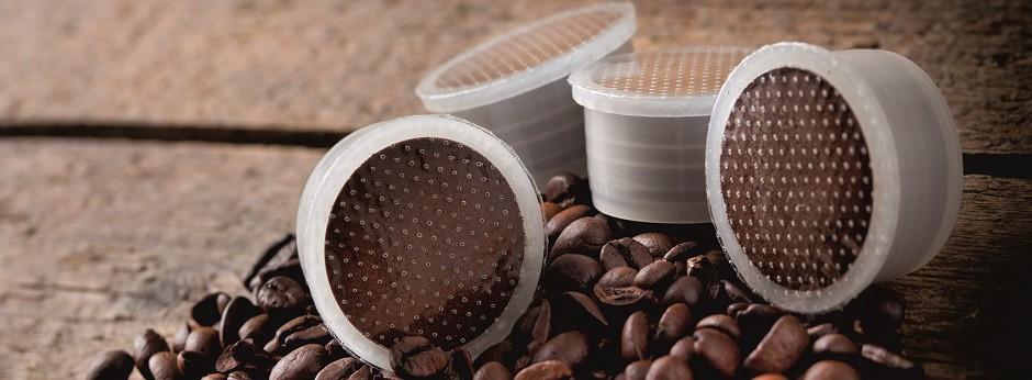 Gran variedad de cápsulas de café