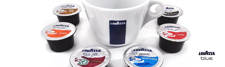 CARTA LAVAZZA BLUE